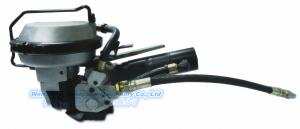 China Acero neumático que ata con correa las máquinas GZD19 on sale