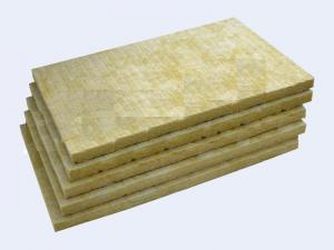 China Thermal Insulation Rock Wool Panel Mineral Wool Board  For Petroleum Industry on sale