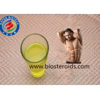 China UKAS / ISO Approve Tren Test 225 Body Building  Muscle Fitness Injection on sale