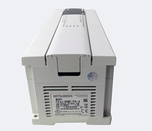 FX3U-80MT-ES-A Mitsubishi plc FX series for sale