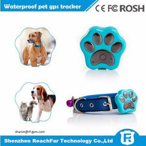 China High quality mini waterproof dog gps tracker for cat with gps wifi lbs potioning ways on sale