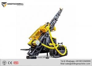 China Power and flexible in compact design Epiroc 1000m drilling depth mineral exploration drill rig V1 on sale