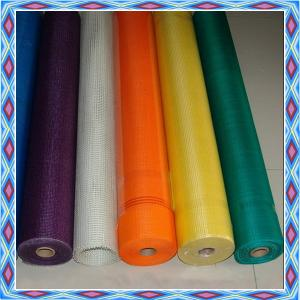 China Roofing Materials Coated roofing fiberglass mesh is widely applied in exterior insulation finishing system on sale
