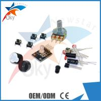Basic Electronic Components starter kit for Arduino with 830 Points Breadboard
