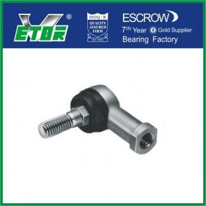 China VETOR Heavy Duty Rod End Ball Joint / Spherical Bearing Rod Ends Self Lubricating on sale