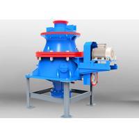 Firm Structure Cone Crusher Machine , Gold Ore Crusher Hydraulic Crushing Machine