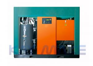 China LED Panel Screw Type Air Compressor , Easy To Operate Variable Speed Air Compressor on sale