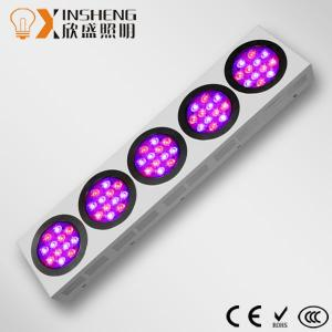 China Diy 108W / 216W / 288W 2M / 2800lux Professional Aluminum LED Grow Llight without Fan on sale