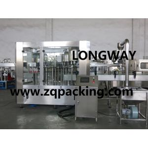 China Automatic Water Filling Machines For Purified Water 3000 Bottle / h on sale