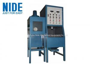 China Powder Heating And Coating Machine For Stator , With High Automation on sale