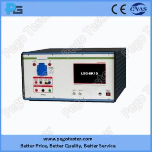 6KV Surge Generator with 7 inches LCD according to IEC61000
