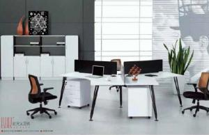 China Office furniture,Melamine office furniture,melamine workstation/Partition AD-B04 on sale