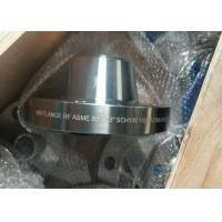China 316 316L Duplex Stainless Steel Flanges WN Welding Neck Flange ASME B16.5 on sale