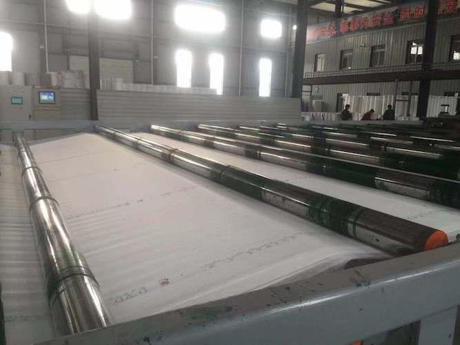 DWD WATERPROOFING producing line