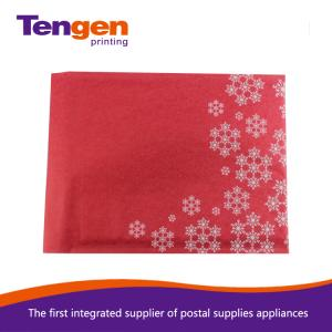 China Customized design color kraft bubble envelope with peal & seal on sale