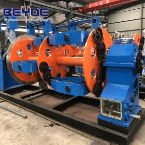 China Copper / Aluminum Planetary Cable Stranding Machine 8.2-147 Taping Pitch on sale