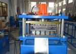 200-600mm Width Adjustable Shelving Rack Roll Forming Machine with GCr15 Steel
