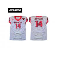 High Quality Sublimated Football Jersey SGS, Manufacturer printed name soccer uniform, Wholesale custom design sublimate