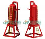 Oil Drilling Solid Fluids Liquid Gas Separator / Liquid Gas Mud Separator Used for Oilfield