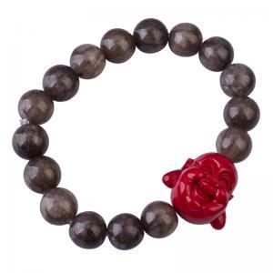 China hot selling buddha bracelet on sale