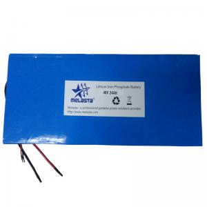 China LiFePO4 Battery Pack: 48V 24Ah with PCM (LFP65120125-16S3P, 1152Wh) on sale