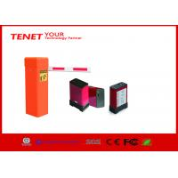 Automated parking gate barrier , traffic barrier gate with payment machine