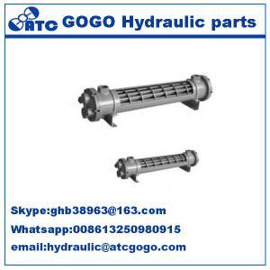 China SL-303 excavator oil cooler Hydraulic control parts Maximum pressure ≤1.6MPa on sale