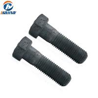 China HDG Transmission Electric Tower Hexagon Head Bolt ASTM A394 Hot DIP Galvanized on sale