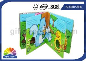China Professional Custom Magazine Printing Service For Children Board Book / Coloring Books on sale