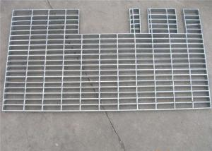 China 32 X 5mm  Stainless Steel Grate Sheet  , Metal Grid Catwalk Aluminum Grate Decking  Q235 25mm 30mm 32mm 40mm on sale