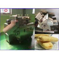 150-200kg per hour Commercial Jam Center Core Filling Inflated Snack Food Making Machine