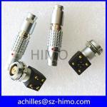Conector electrónico del lemo del perno de la soldadura del perno de EXG.1B.302.HLN 2