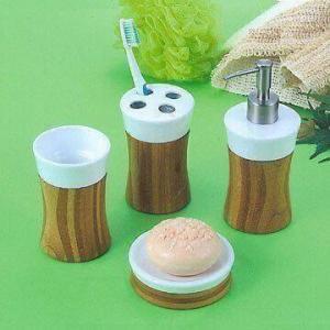 China Accesorios del cuarto de baño con el vaso y el dispensador de la loción on sale