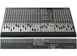 China Allen & Heath GL2400-24 24 Channel 4 Buss Live Sound Mixing on sale