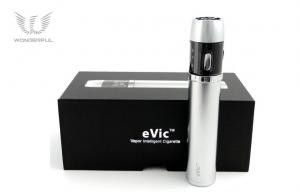 China Aluminum Variable Voltage Electronic Cigarette with EVIC Atomizer   on sale
