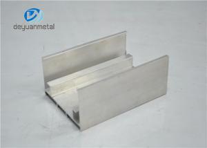 China 5.98 M Aluminium Construction Profiles , Aluminum Extrusion Profiles For Building on sale