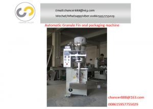 China Automatic snacks fin seal packaging machine, back seal flow wrapping filling machine on sale