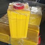 China Rotomolding square rectangulare Plastic dosing tank40L  80L 120L 200L 300L wholesale