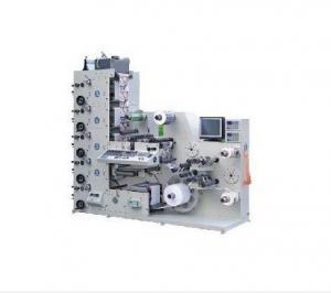 China Machines d'impression automatiques de label CE/ISO9001 60m/Min 380V on sale