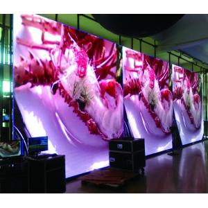 China Customized outdoor led screen rental led advertising billboard IP65 waterproof on sale