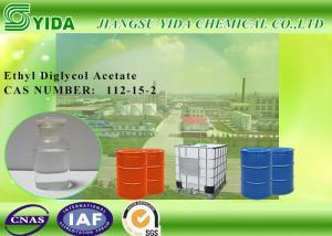 China Ethylene Glycol Monoethyl Ether Acetate For Nitro - Cellulose , Ethyl Diglycol Acetate on sale