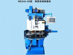 Quality High Speed Automatic Grinding Machine 12.6KW Digital Control For Spring End for sale
