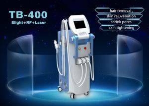 China Intense Pulsed Light E-light IPL RF Tattoo Removal Laser Hair Removal SHR Machine on sale