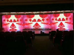 China Fast Installation Noiseless LED Screens for Events, P4.81 Indoor Stage LED Display on sale