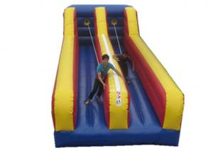 China Double Stitching Outdoor Inflatable Water Slide Inflatable Bouncy Castle Slide on sale