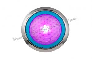 China KSA 8w/ 12v Swimming Pool Underwater Light , Colorful Pool Lights on sale