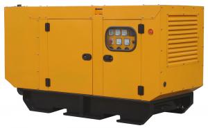 China Mobile Silent Diesel Generator Set Portable Stamford HCI 544C on sale
