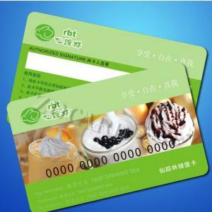 China PVC CR80 matt business card printing,CR80 Size Printed PVC Plastic Business/Gift Card,CR80 Glossy Plastic PVC Card on sale