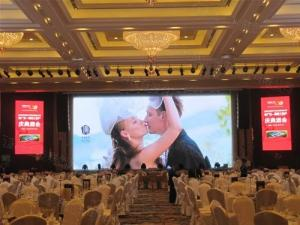 China Micro Indoor P3 Rental LED Display 192mm × 192mm Advertising Led Screens supplier