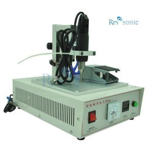 China High Frequency 35khz Ultrasonic Spot Welding Machine Foot Pedal on sale